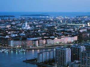 Однодневный тур в Финляндию