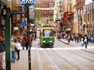 Однодневный тур в Хельсинки