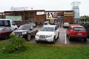 Шопинг в Ивало, магазины в Ивало