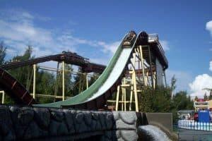 Луна-парк «Васаландия» и аквапарк «Тропикландия»