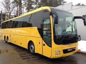 Автобус в Лаппеенранту