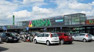 Магазины Призма в Лаппеенранте
