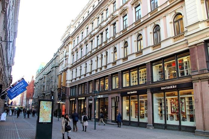 Маршрутка в Финляндию от адреса