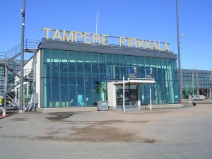 аэропорт Тампере - Пирккала
